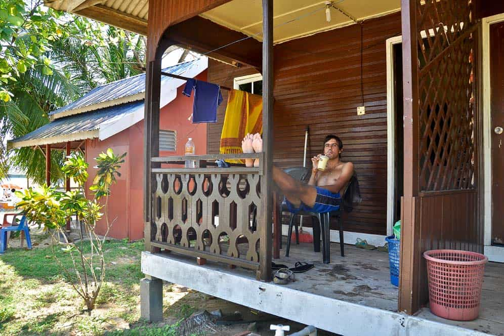 Relax nell'isola Perhentian Kecil | Viaggio in Malesia