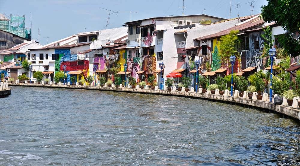 Fiume di Malacca | Viaggio in Malesia