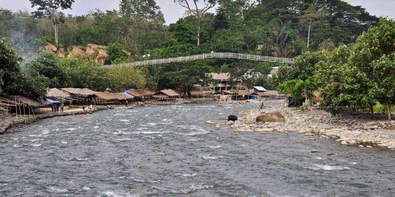 Bukit Lawang ed i suo fiume | Viaggio Indonesia