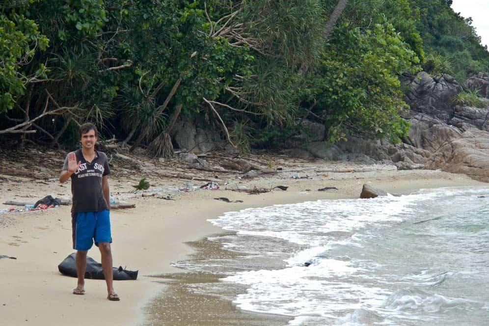 Spiaggia Quiet Beach a Perhentian Kecil, | Viaggio in Malesia