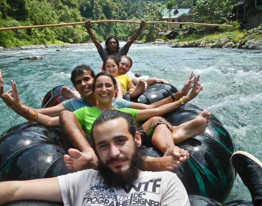 Rafting a Bukit Lawang | Viaggio Indonesia