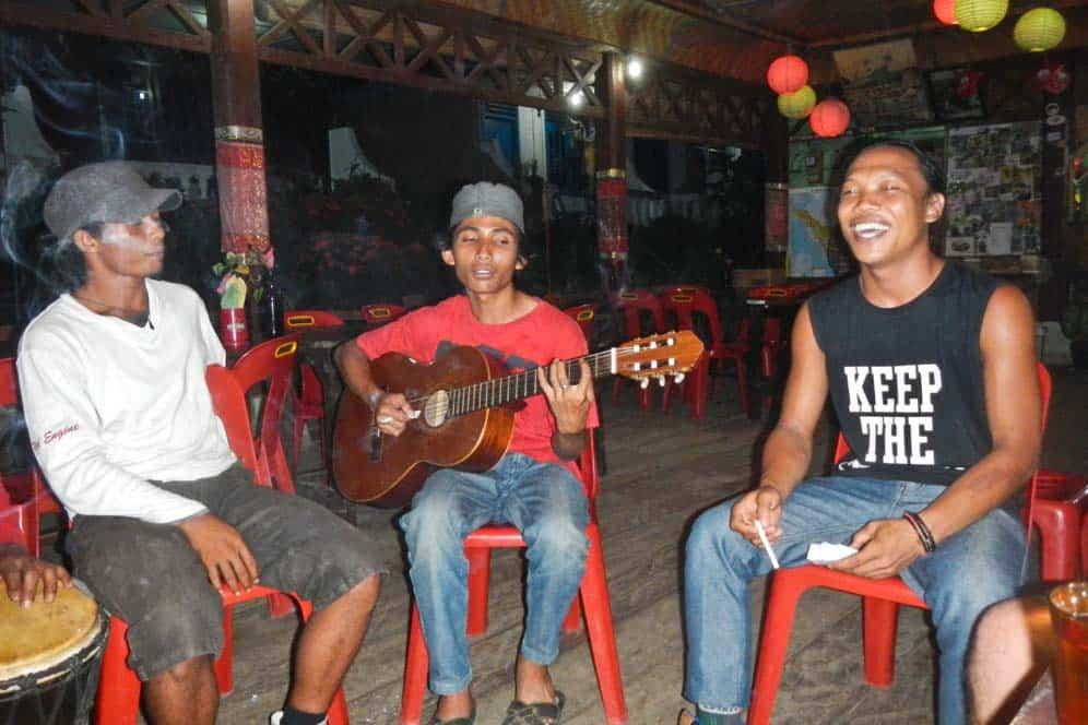 Con i ragazzi di Bukit Lawang | Viaggiare Indonesia