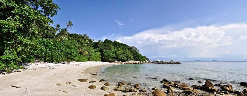 Isola di Perhentian Kecil, spiaggia Adam & Eve | Viaggio in Malesia