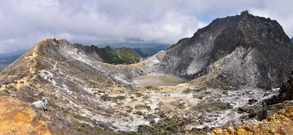 Gunung Sibayak Pano