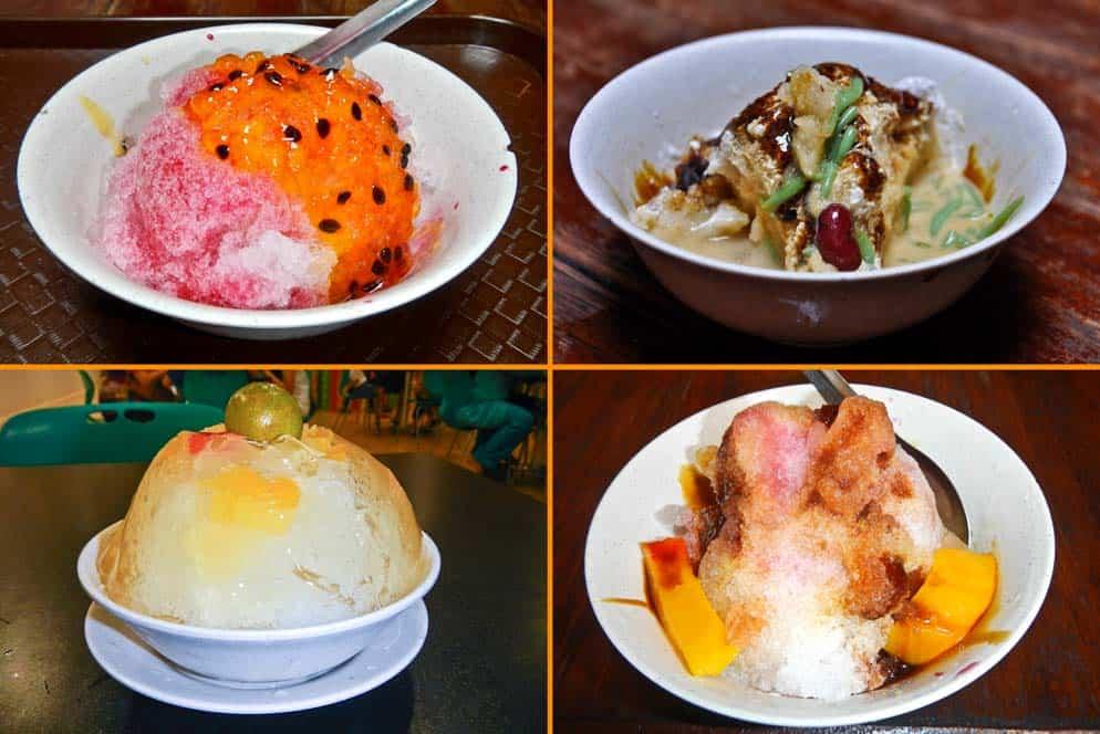 Cendol, dolci tipici della Malesia a Malacca | Viaggio in Malesia