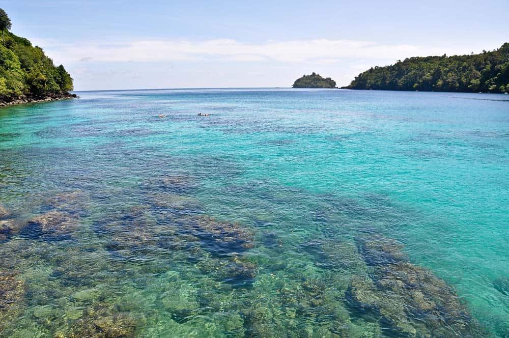Arrecife Iboih