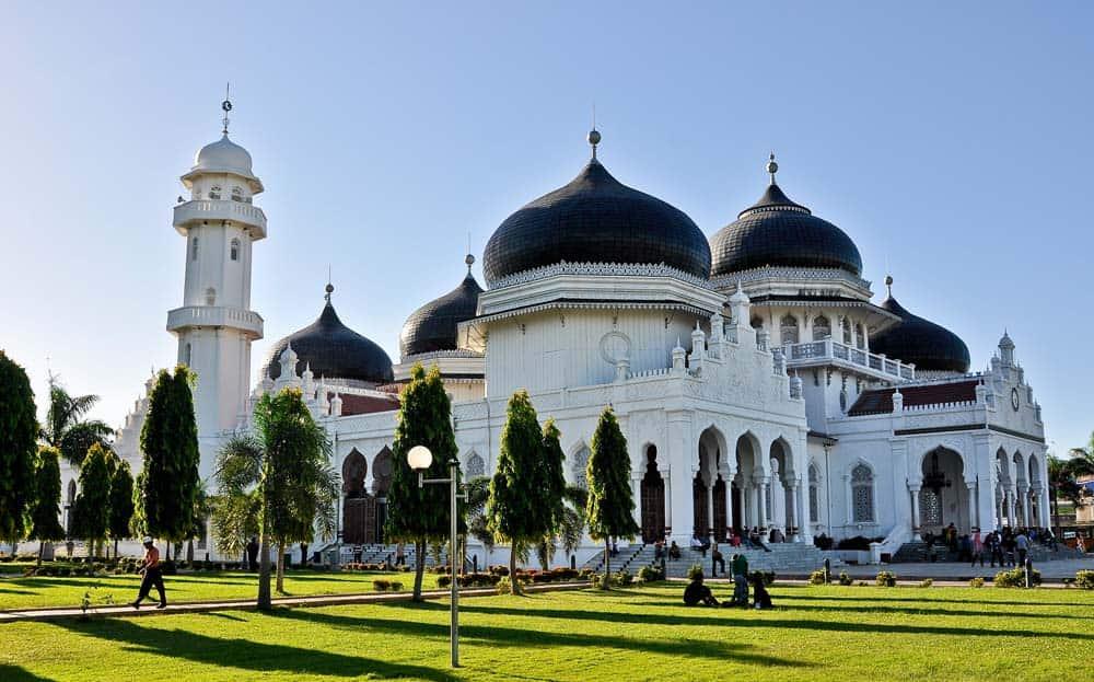 Moschea di Banda Aceh | Viaggio Indonesia