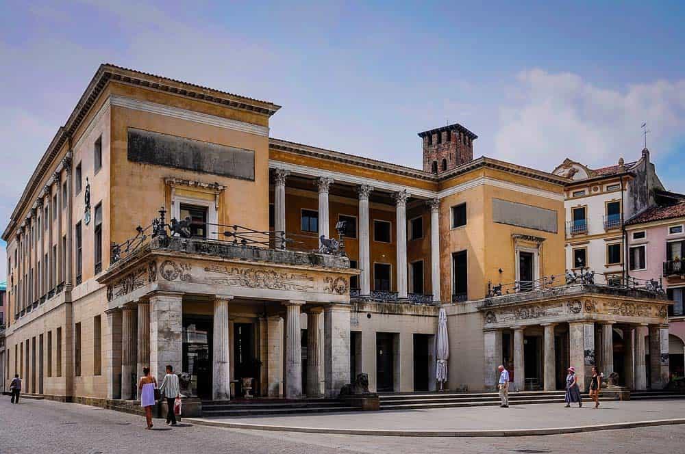 Visit Padua - The Pedrocchi Cafe in Padua