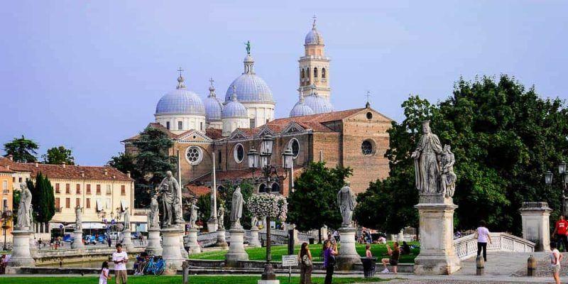 Visit Padua - Basilica Santa Giustina
