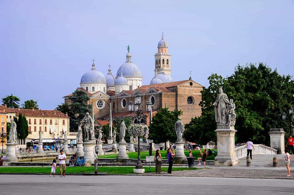 Basilica Santa Giustina | What to see in Padua