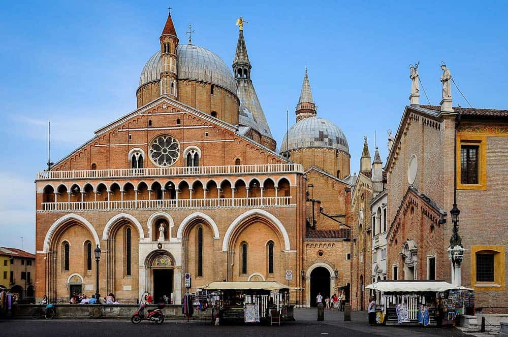 Basilica Saint Anthony of Padua| What to see in Padua