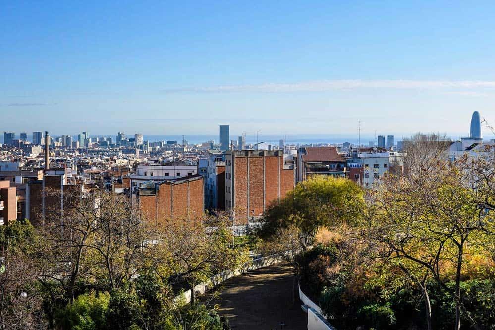 Vista de Barcelona