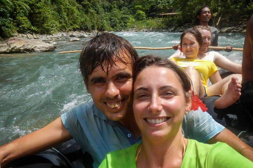 Excursión en Bukit Lawang