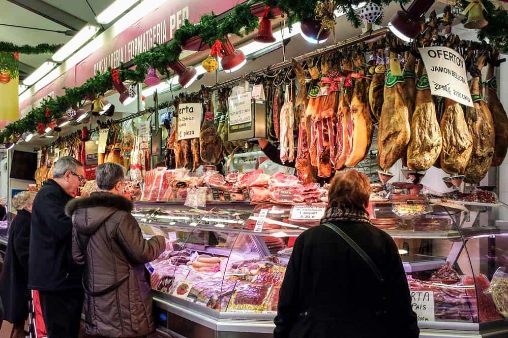 Mercado Sant Antoni | que ver en barcelona