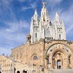 El Tibidabo, el monte que mira Barcelona desde arriba