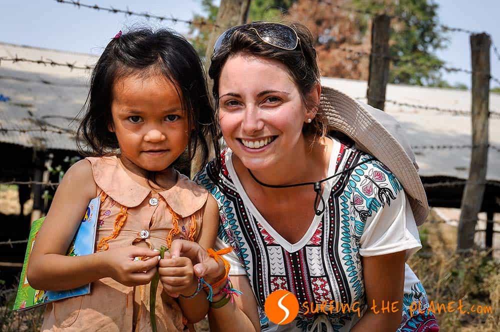 Pulserita Viajera is in Battambang