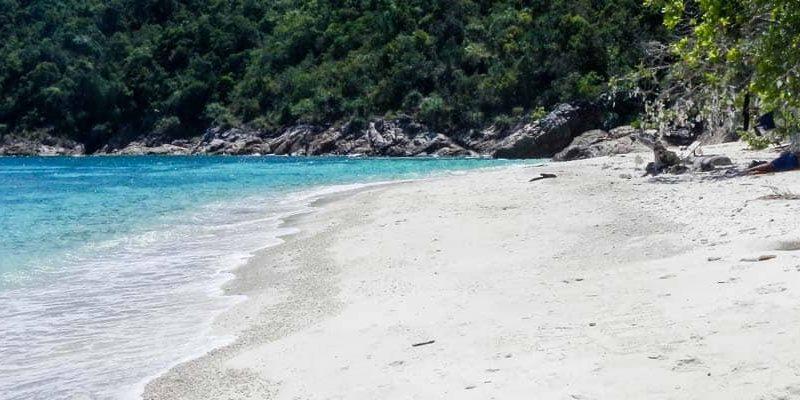 Romantic Beach Perhentian Island