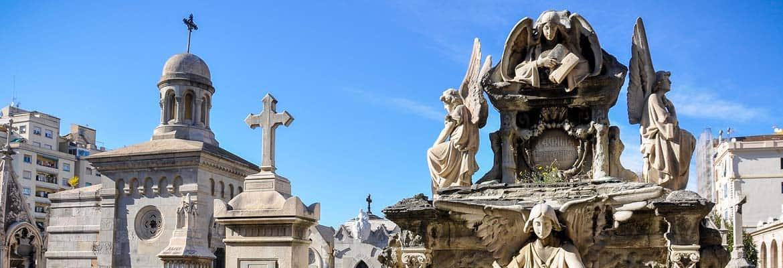 Poble Nou Cemetery Barcelona