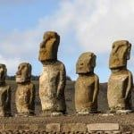 Far from everything on Easter Island