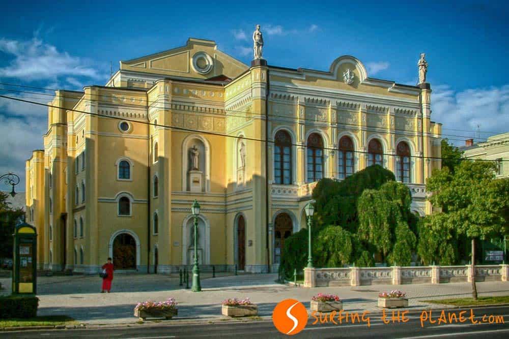 Teatro Csokonai Debrecen