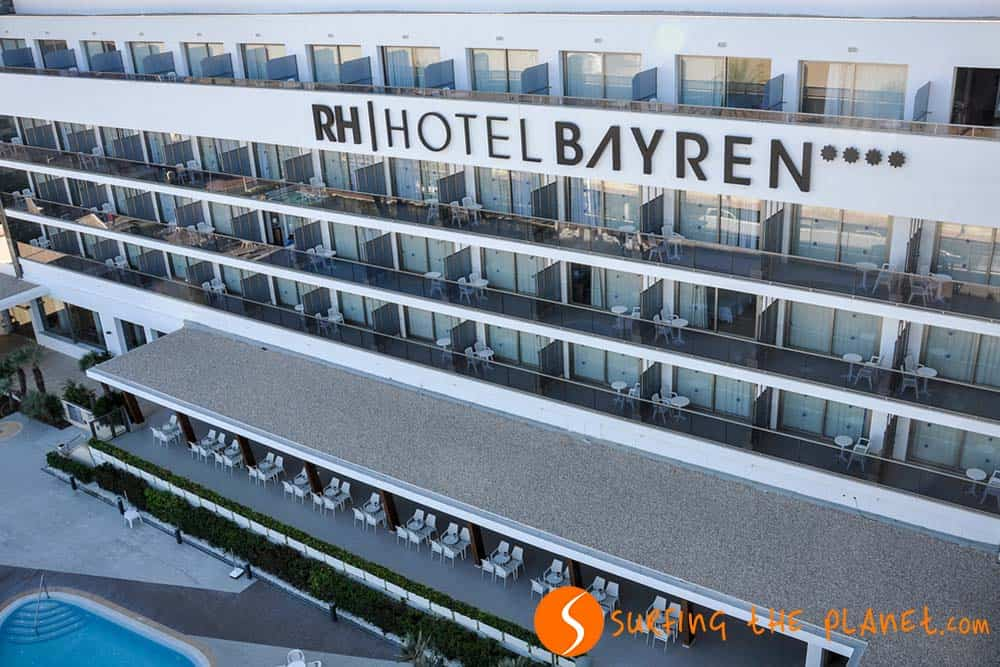 Rh Bayren Hotel And Spa Gandia Spain
