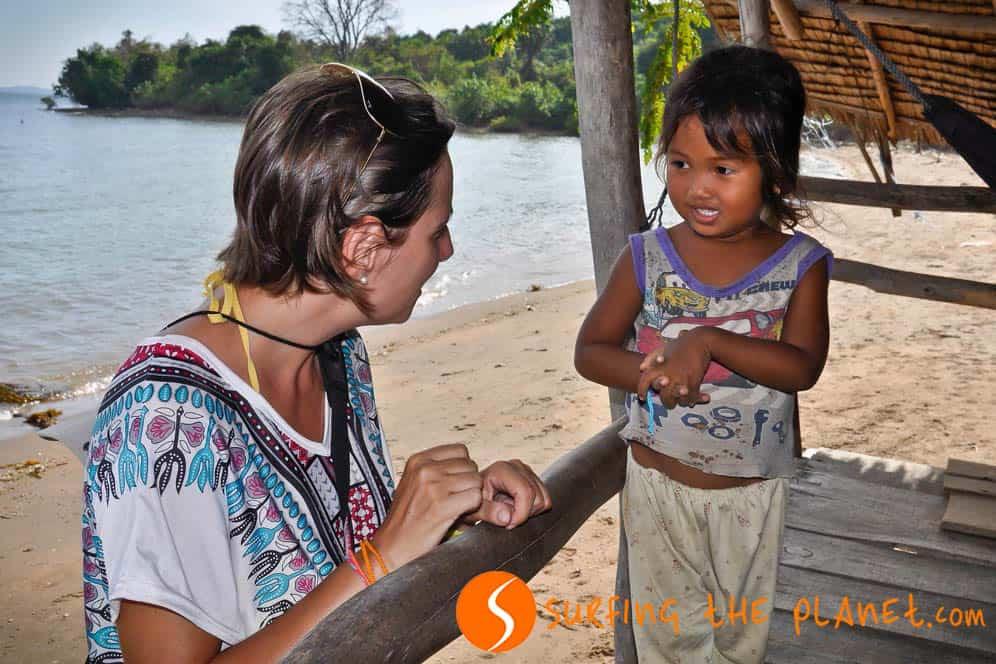 Pulserita Viajera in Koh Tonsay