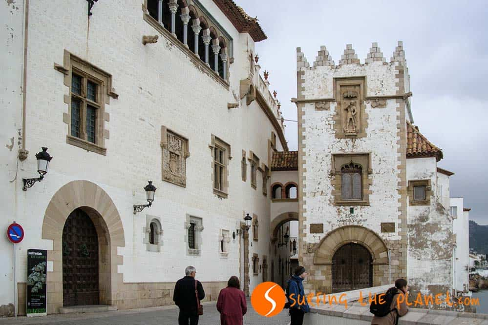 Sitges Calle