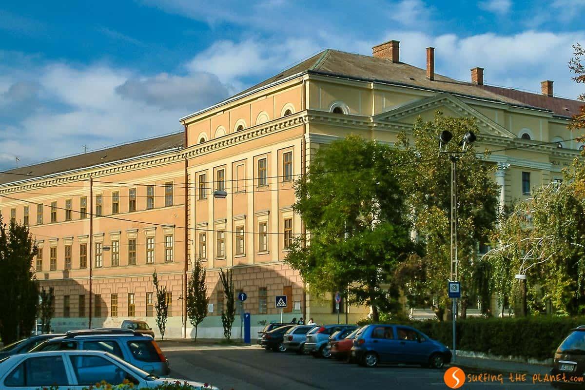 Colegio Protestante, Debrecen, Hungría