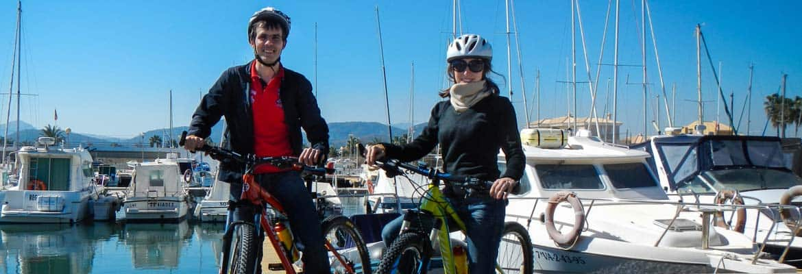 Bikefriendly excursion