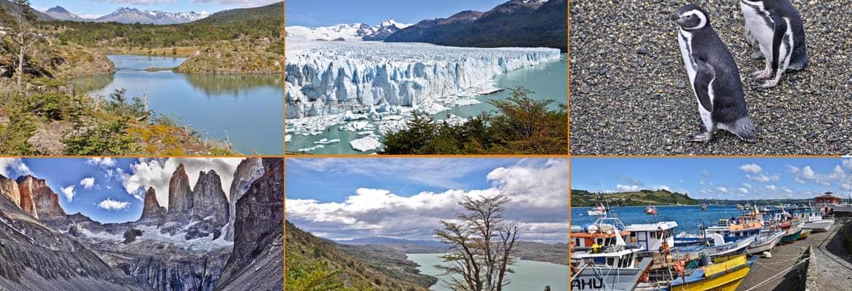 Fotóséta Patagóniában