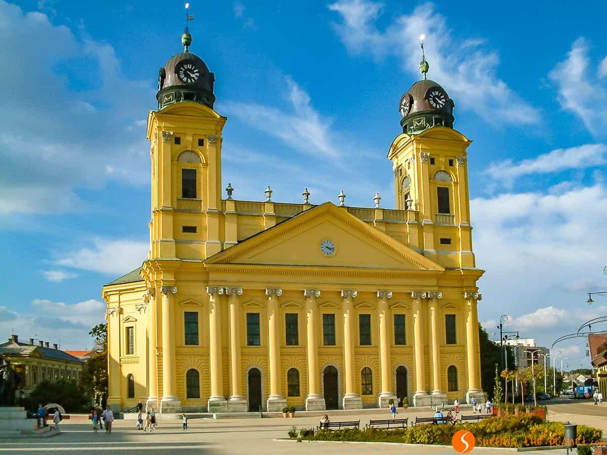 Iglesia Grande, Debrecen, Hungría
