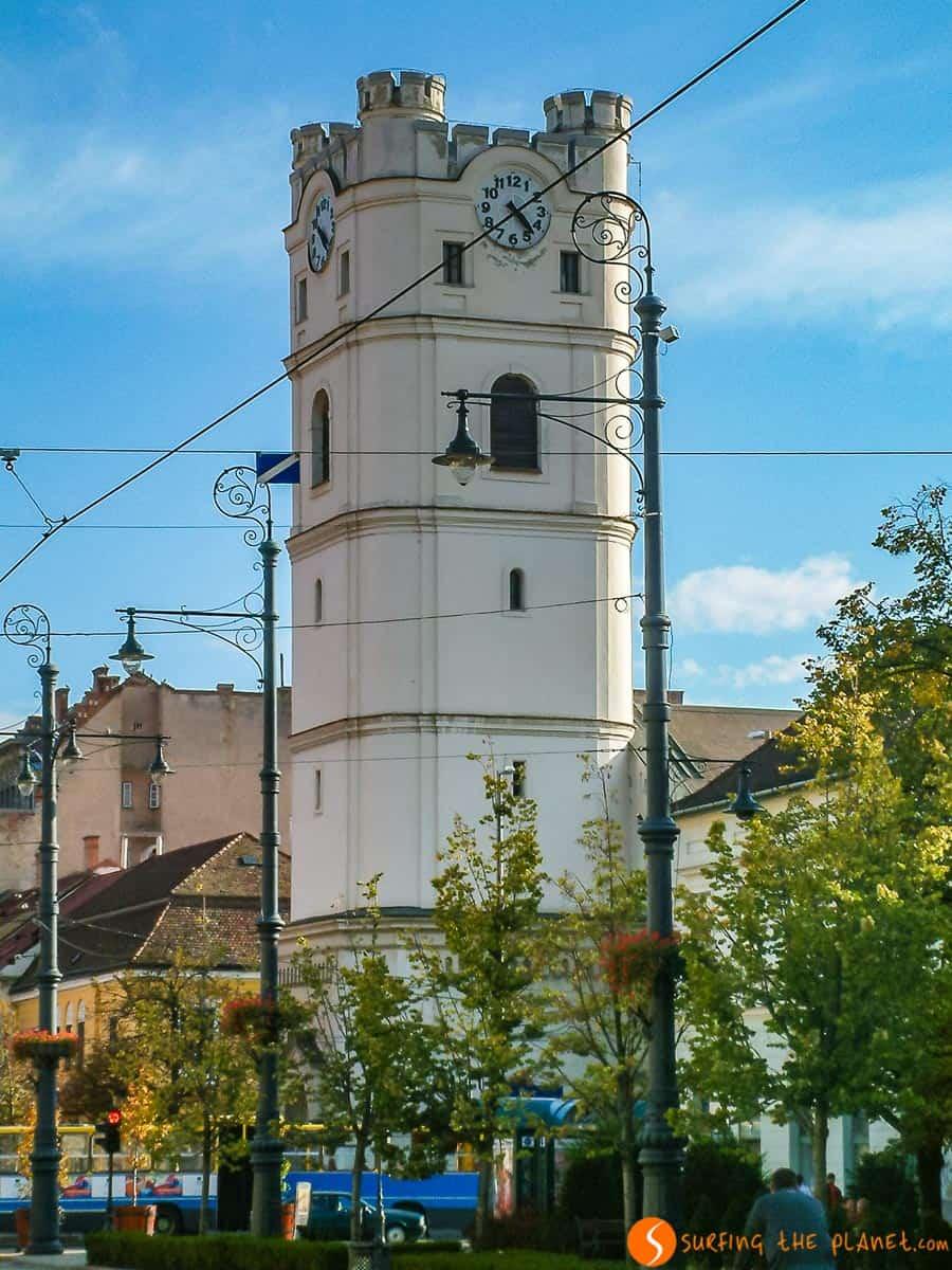 Iglesia Truncada, Debrecen, Hungría | Qué hacer en Debrecen