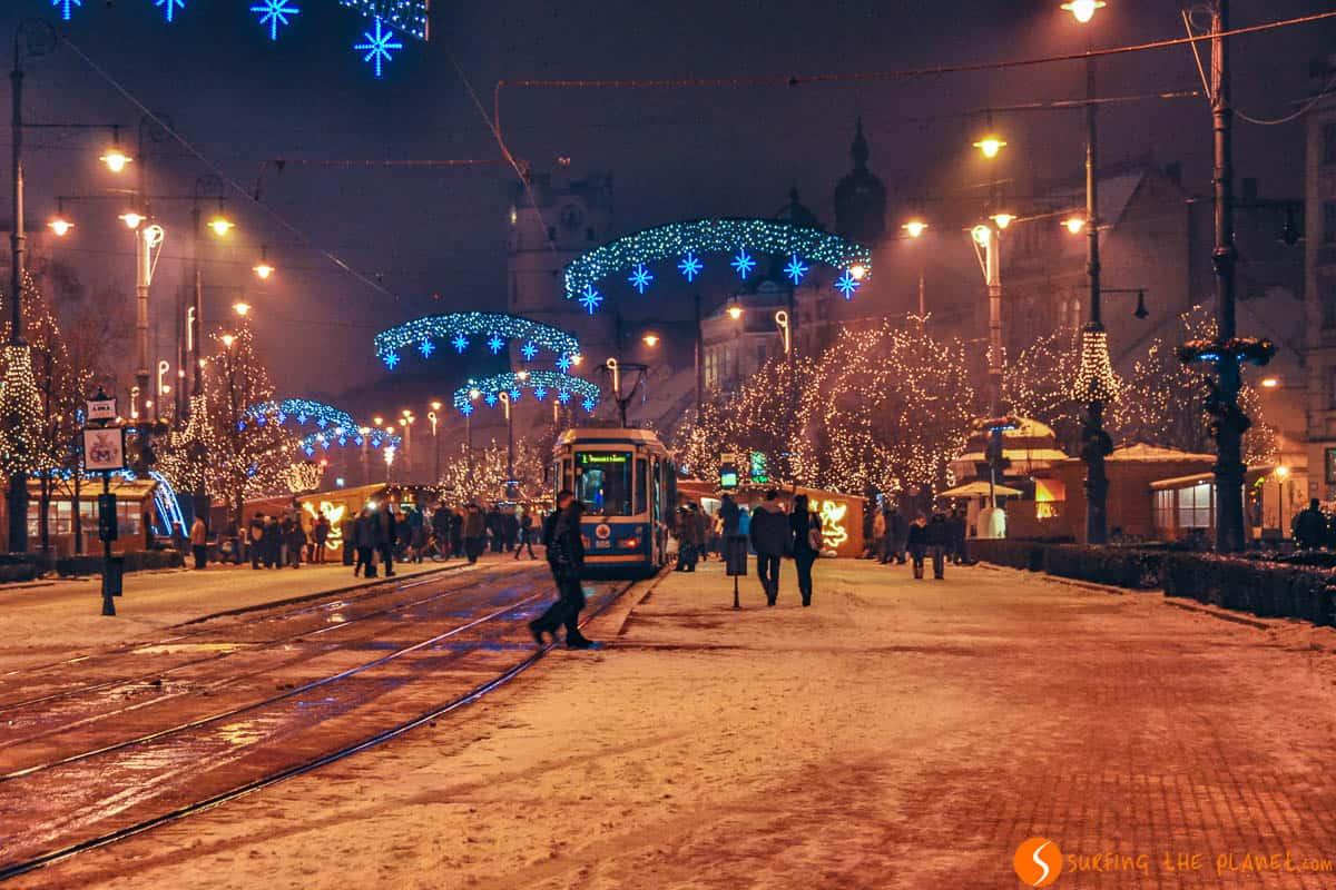 Mercado de Navidad, Debrecen, Hungría | Qué ver en Debrecen