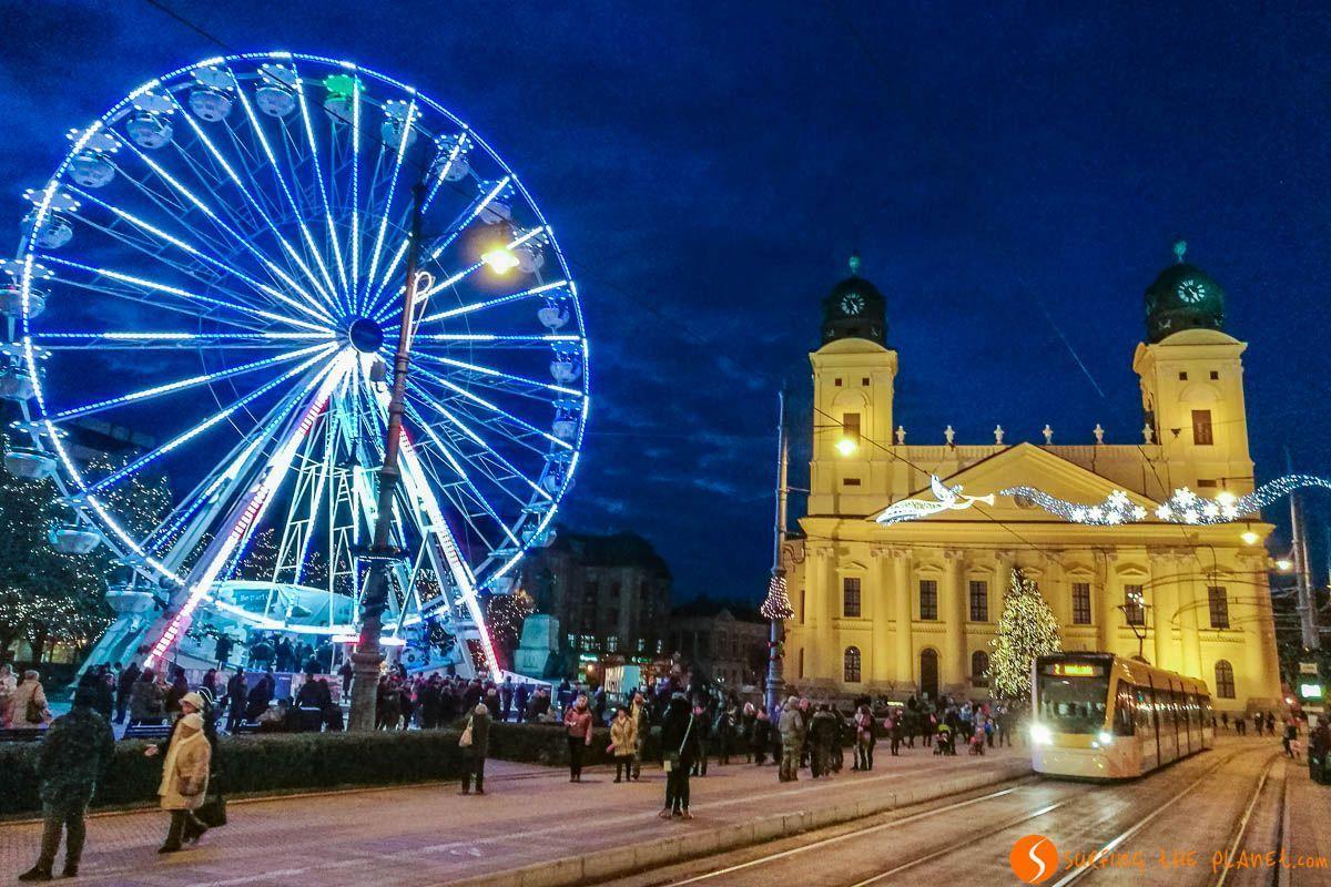 La Noria, Debrecen, Hungría