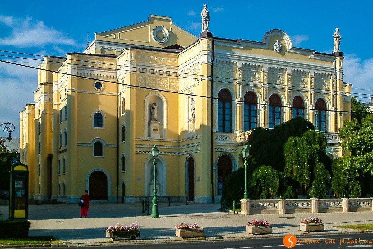 Teatro Csokonai, Debrecen, Hungría