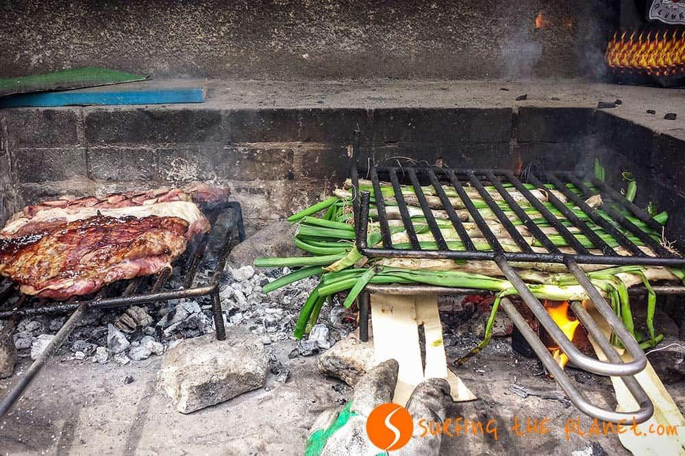 Calçotada, una fiesta gastronómica de Cataluña