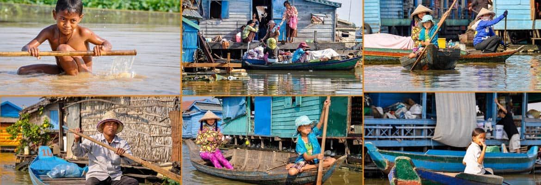 Fotóséta Kompong Luong