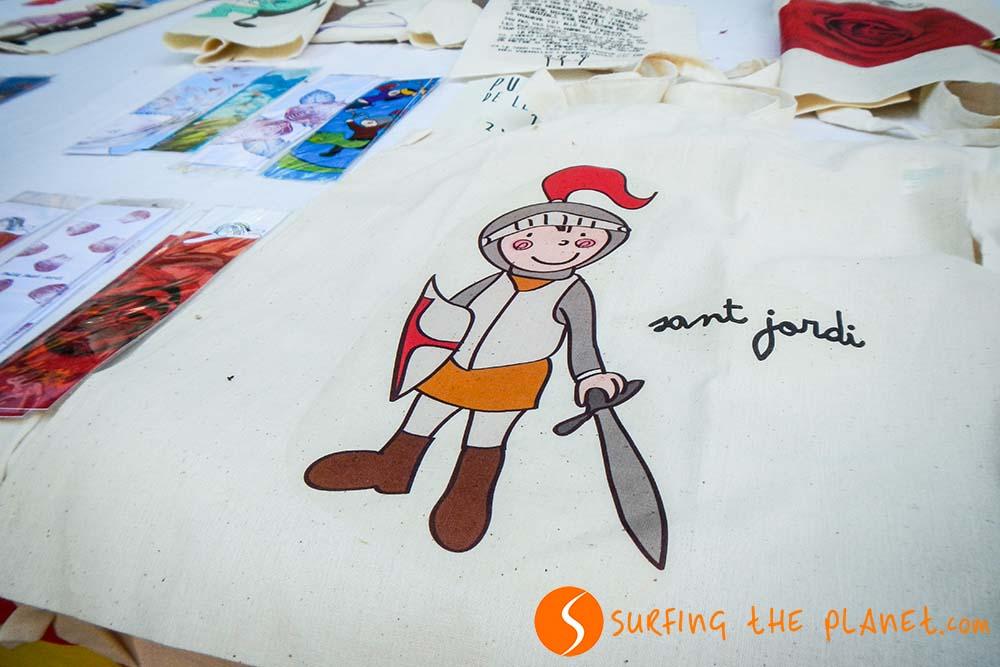 Sant Jordi drawing