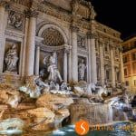 Lugares turísticos de Roma - Las plazas y fuentes más bonitas