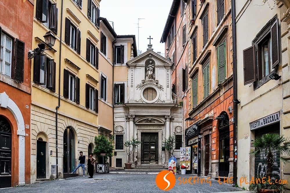 Calle de Roma