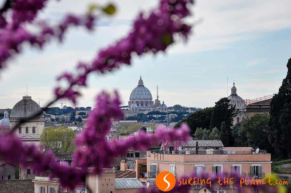 Roma en primavera