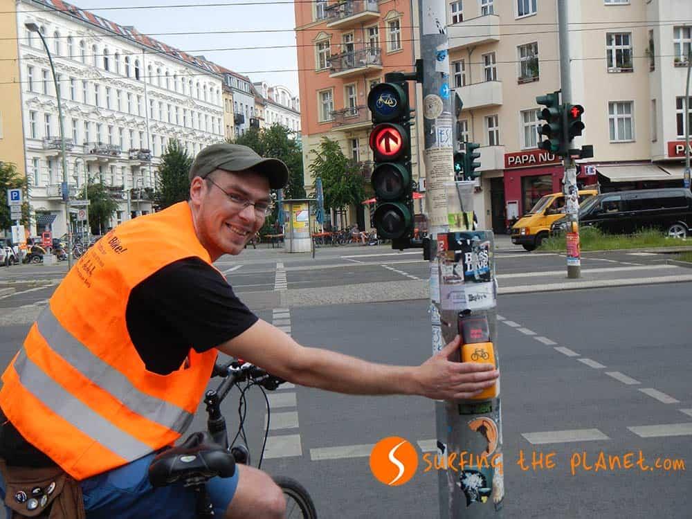 Visita de Berlín en bicicleta