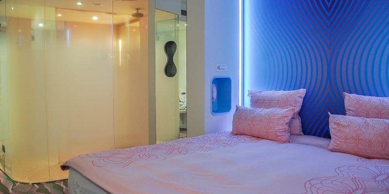 Habitación hotel NHow Berlín