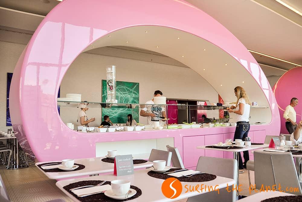Restaurante NHow Berlín