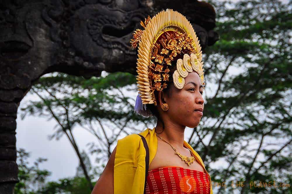 Sposa Balinese