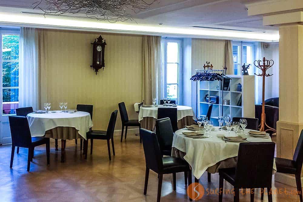 restaurante hotel Andria