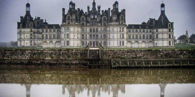 Castillos en Euopa - Chambord - Francia