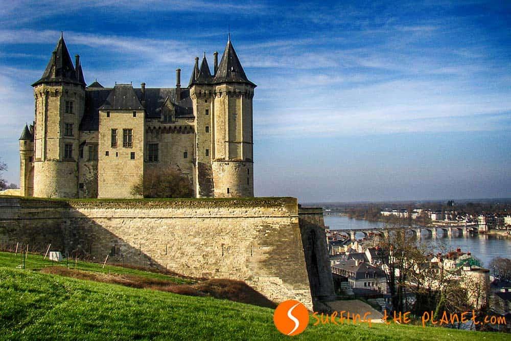 Castillos en Euopa | Saumur, Francia