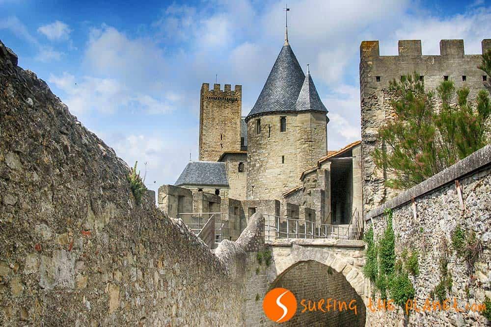 Ciutadela de Carcasona, Francia | Castillos que visitar en Europa