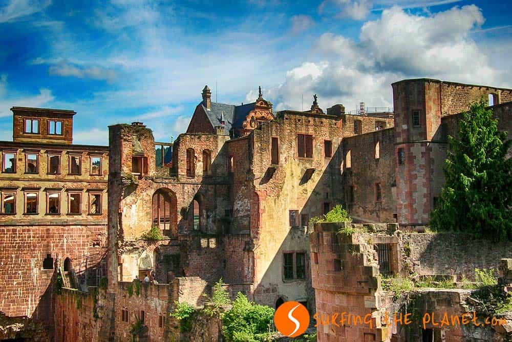 Castillo de Heidelberg, Alemania | Castillos imprescindibles que ver en Europa
